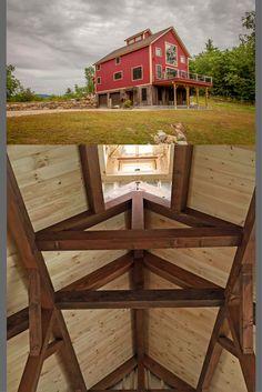 Barn home Boulder Me